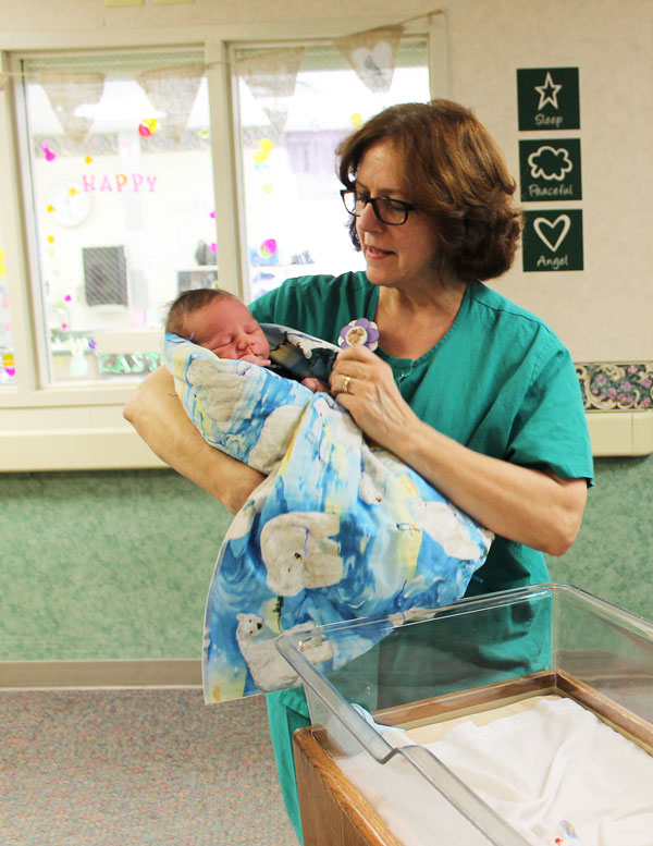 Mercy Family Birth Center - Childbirth Preparation Class